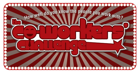 ScottySays.com - The Co-Workers Challenge
